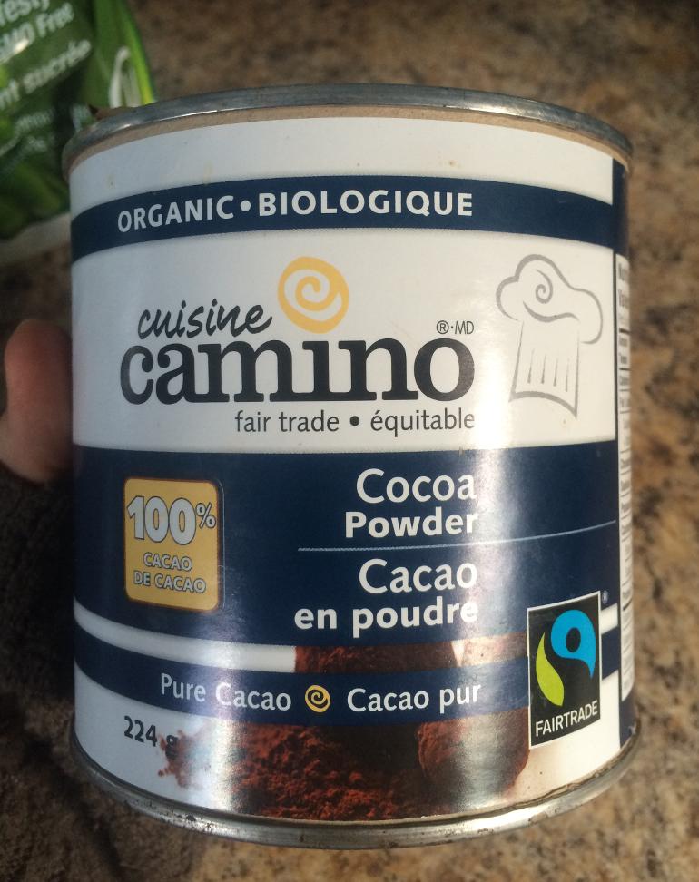 camino coca powder organic