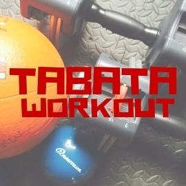 Strength Tabata Workout