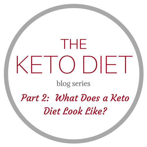 The Keto Diet What Does A Keto Diet Look Like