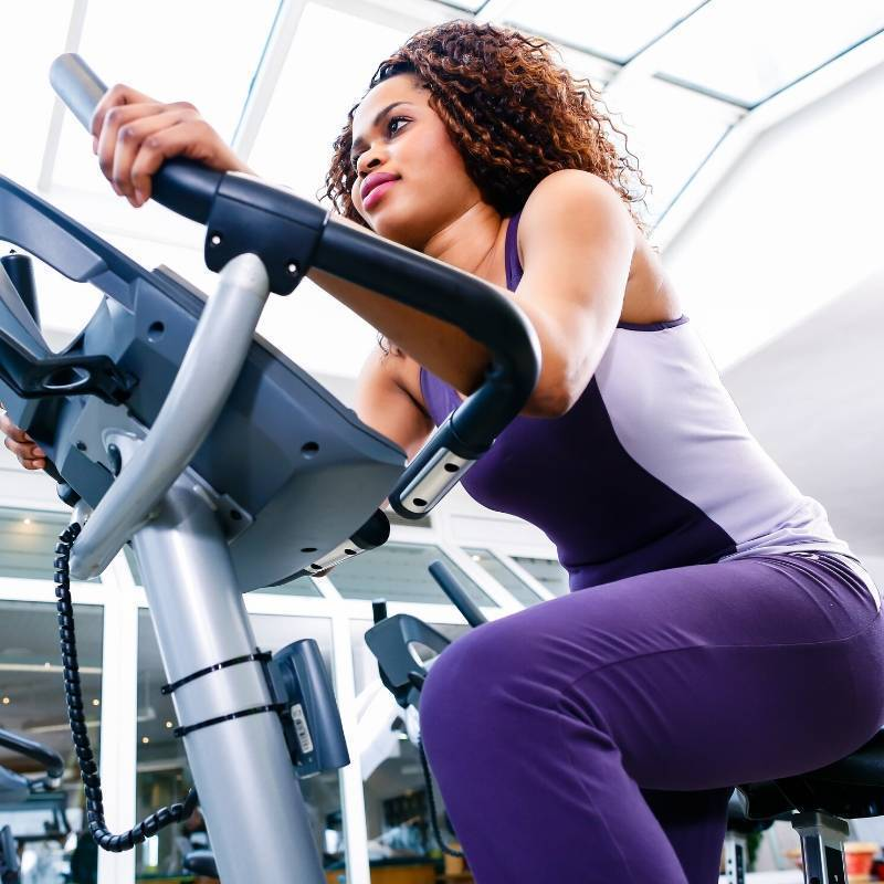 Indoor Spin for Weight Loss & Fitness