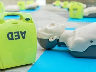 CPR and AED C Course