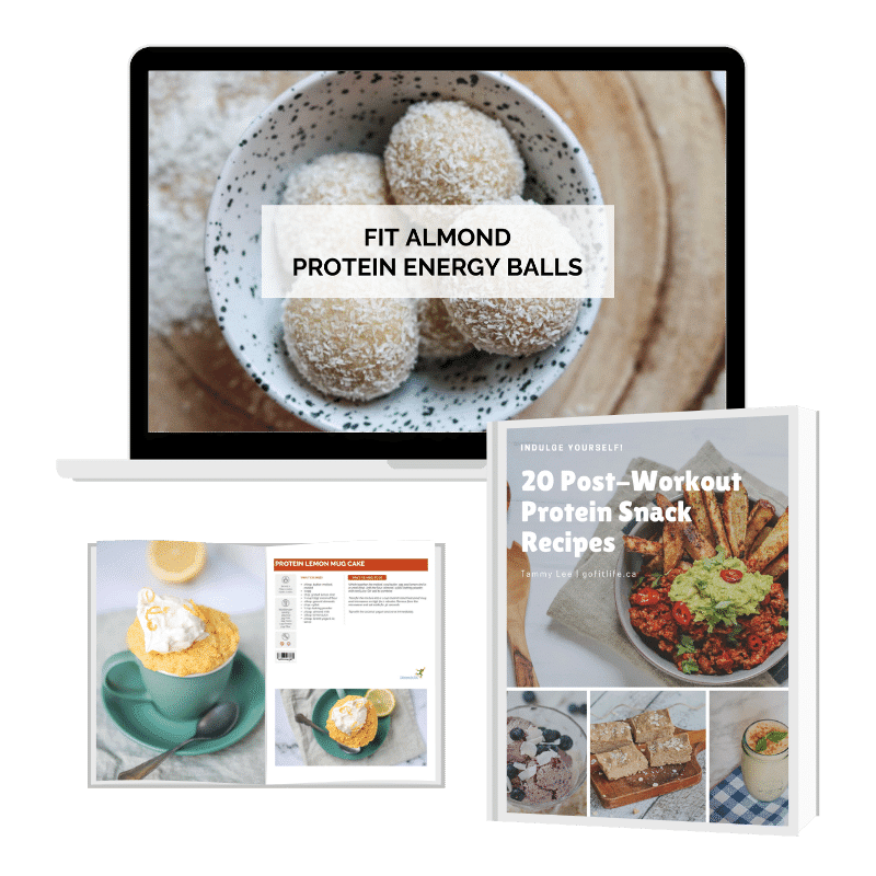 Post-Workout Protein Snack Recipes