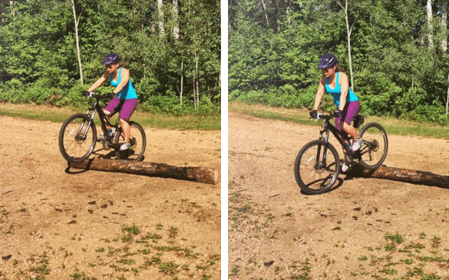 Adult Private MTB Lessons