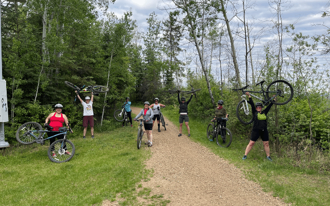 MTB Boot Camp Fort McMurray