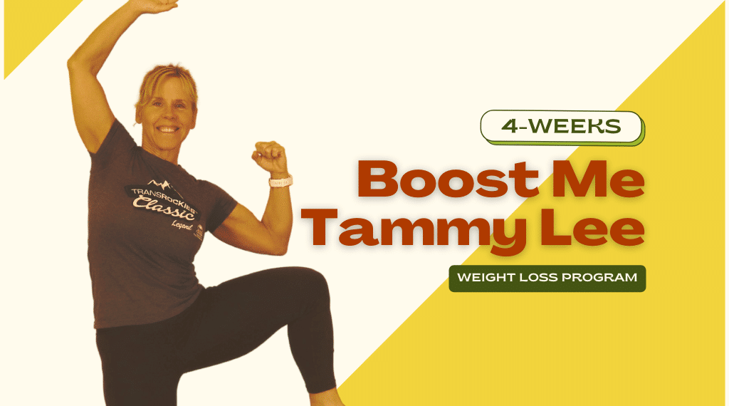 Boost Me Tammy Lee Weight Loss Program