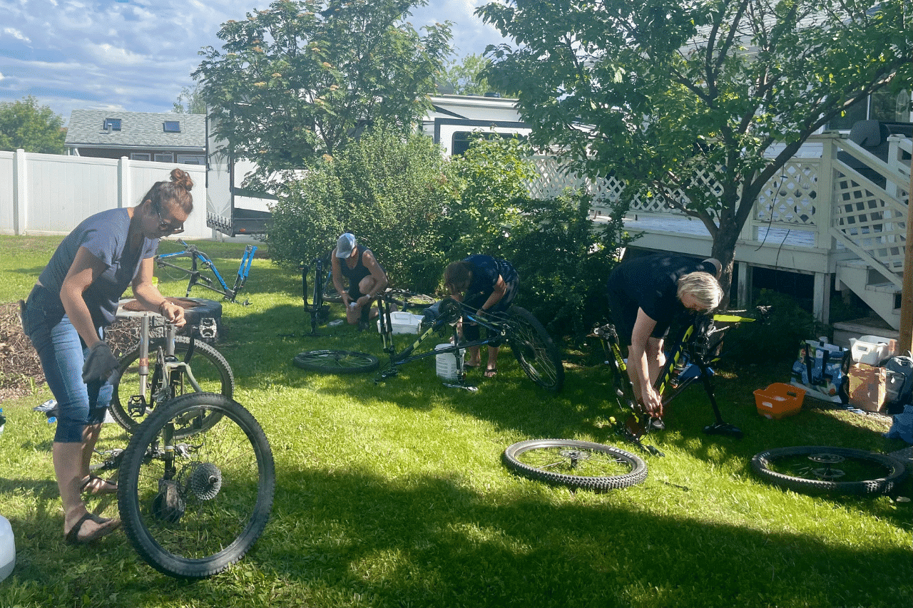 Basic Mountain Bike Maintenance for Women